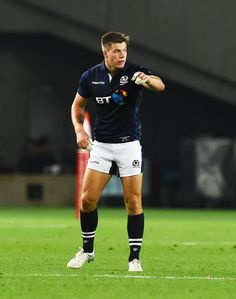 Huw Jones . Scotland Rugby League, Rugby Players, Scottish Rugby, Rugby Men, Sport Motivation, Cricket, Beautiful Men, Sexy Men, Scotland