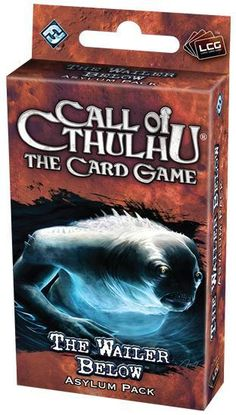 Call of Cthulhu: The Card Game – The Wailer Below Asylum Pack