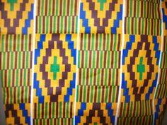 traditional kente cloth
