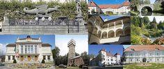 Sehenswürdigkeiten - Stadtbummel - Die Stadt - Klagenfurt am Wörthersee Klagenfurt, Austria, Mansions, House Styles, City, Luxury Houses, Palaces, Mansion, Mansion Houses