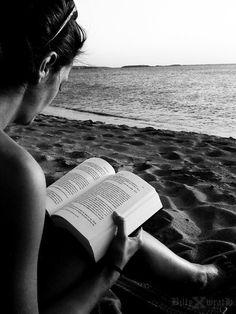 Reading Books..