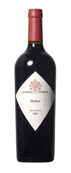 Malbec wine from Argentina, my favorite