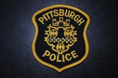 Pittsburgh Police Patch, Allegheny County, Pennsylvania (Current Issue)