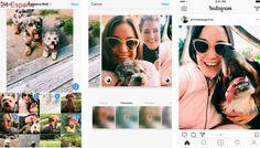 Los filtros de Instagram llegan a las subidas en lote