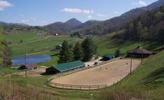 Hyder Mountain Horse Farm, Stables, Clyde, NC 28721 - index
