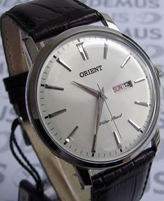 Buy Orient CUG1R003W Watches for everyday discount prices on Bodying.com