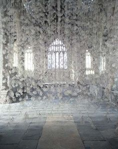 Susie Macmurry installation