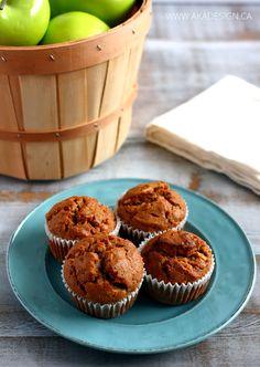 Apple Cinnamon Muffins (Gluten Free)