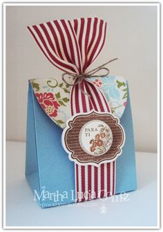 manualidades en papel, tarjetas hechas a mano, proyectos en espanol, stampin up demonstrator, stampin up, fancy favor