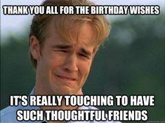 Birthday Wishes- Funny Happy Birthday Meme