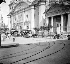 La Catedral de Guadalajara en 1890!