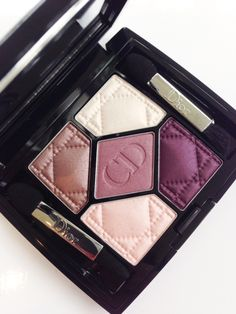 Dior New 5 Couleurs Eyeshadow for Fall 2014