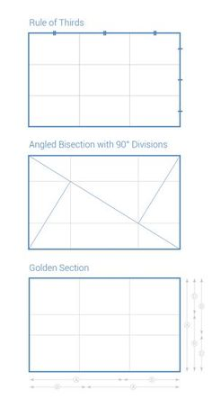 """The """"Rule of Thirds"""" has long been praised as the most aesthetically pleasing guideline when composing an image. Let's look beyond the rule of thirds, and explore some simple geometric patterns that may help you deviate from this age old pattern. Rule Of Thirds Photography, Photography Rules, Photography Cheat Sheets, Photography Tutorials, Photography Camera, Photography Composition Rules, Geometric Photography, Pattern Photography, Artistic Photography"""