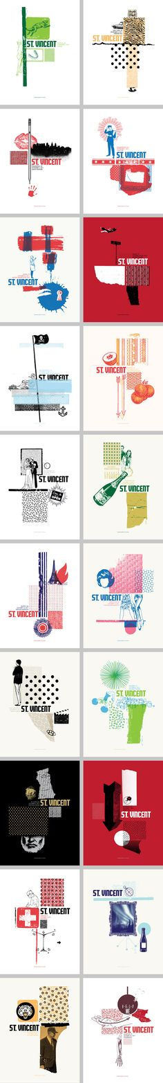 Lil Tuffy - St. Vincent Posters