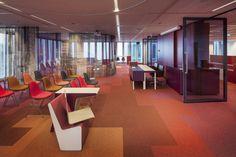 Interior De Rotterdam by GROUP A, Studio Makkink & Bey and Royukens + Van Gils - News - Frameweb
