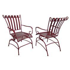 Garden Treasures Set of 6 Hayden Island Steel Patio Dining Chairs