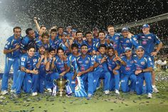 Mumbai Indians clinched their first IPL Trophy as they defeated Chennai Super Kings by a convincing 23-run margin in the Pepsi IPL 2013 final at the Eden Gardens in Kolkata on Sunday night. Batting first, MI posted 148 after opting to bat first before their bowlers restricted CSK to 125.