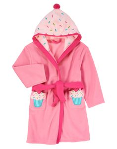 Sleepwear & Robes Trend Mark Fashion Kids Bath Robes Childrens Bathrobe Baby Robes Flannel Home Wear For Girls Soft Rabbit Ear Sleepwear Baby Girl Clothes Durable In Use