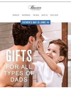 Milled has emails from Baxter Of California, including new arrivals, sales, discounts, and coupon codes. Captain Obvious, Baxter Of California, Hair Pomade, Mothers Day Special, Email Newsletters, After Shave Balm, Happy Earth, Clams, Smell Good