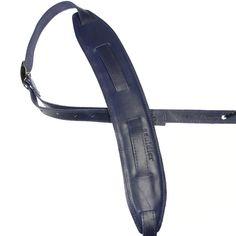 Souldier Saddle Strap Plain Navy Strap & Navy Pad