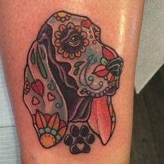 tatuajes sobre perros