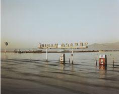 Salton Sea, 1983 by Richard Misrach b. 1949