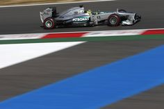 Formel 1 - MERCEDES AMG PETRONAS, Großer Preis von Korea. 04.-06.10.2013. Nico Rosberg