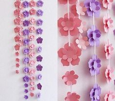 Excellent diy flowers info are offered on our site. look at th s and you will not be sorry you did. Giant Paper Flowers, Diy Flowers, Hanging Paper Flowers, Paper Decorations, Birthday Decorations, Wedding Decorations, Diy Paper, Paper Crafts, Diy And Crafts