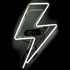 Oliver Gal 'Bolt' Neon Sign