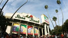 The Rose Bowl in Pasadena, CA.  One show here. July 24, 2001. Celebrity dropped. Soundcheck party.  :)