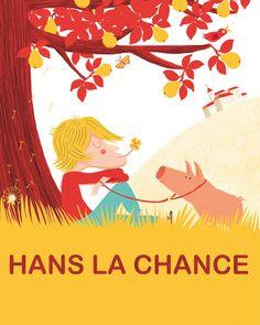 Laure du Faÿ - Hans la chance