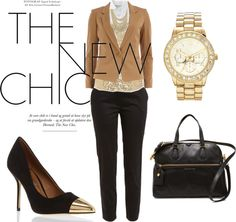 """The new chic"" by aavoine on Polyvore"
