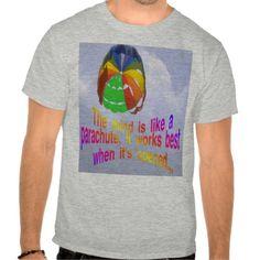 parachute shirt