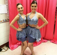 spoiler! maddie and kalani's duet places first overall duet