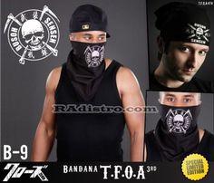 Sedia+Jual TFOA 3rd Bandana (B 9) Crows Zero, Online, Murah, Berkualitas Loh gan..  :D Minat?? HUB CS : 087839697949
