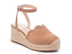 Sole Society Calysa Espadrille Wedge Sandal Women's Shoes | DSW