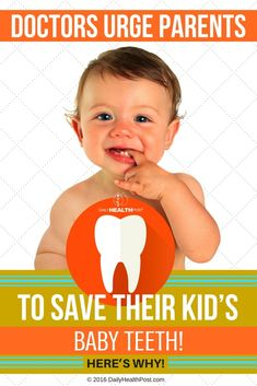 Inside baby teeth is dental pulp, which contains living connective tissue and stem cells. That's why dentists now suggest that parents should preserve their child's baby teeth in case your child is ever afflicted by a disease like macular degeneration, spinal cord injury, stroke, burns, heart disease, diabetes, osteoarthritis, and rheumatoid arthritis