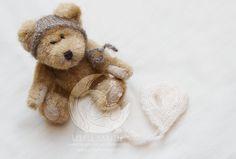 specjal hats for your bear-toys by LittleRaritiesStudio on Etsy