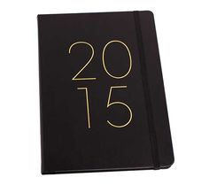 This stylish 2015 A4 Leather Diary will ensure you stay calm and in control throughout the year.