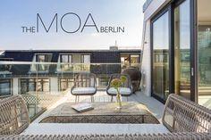 """Bauobjekt """"THE MOA Berlin"""" - Neubau von 10 Eigentumswohnungen in Berlin-Mitte - Immo/KEY- http://berlin.neubaukompass.de/Berlin/Mitte/Bauvorhaben-THE-MOA-Berlin/"""