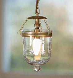 Chichester Pendant Light made by Jim Lawrence Hall Lights Ceiling, Hall Lighting, Lighting Ideas, Brass Pendant Light, Lantern Pendant, Cottage Lighting, Georgian Homes, Chichester, Cut Glass