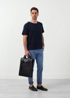 Unisex Cotton Tencel Shirt