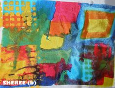 Art Quill Studio: Disperse Dye and Transfer Printing WorkshopDisperse Dyes - Five Day Workshop at the Wrapt in Rocky CQ Textile Forum Tutor: Marie-Therese Wisniowski