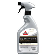 Bissell 22-oz Heavy Traffic Carpet Steam Cleaner Chemical