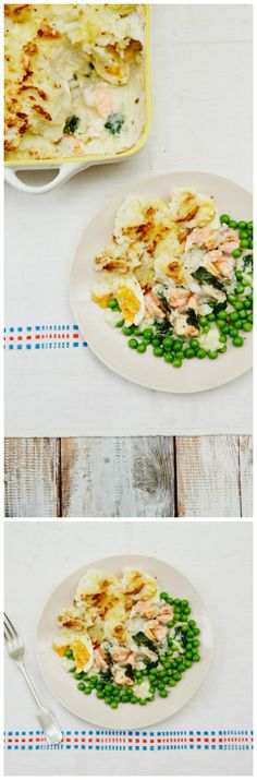 Family Fish Pie | Jools Oliver | This classic comforting family favourite is a must have recipe in any home.