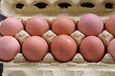 Gevulde eiers is 'n wenner wanneer jy dié naweek die langpad aandurf of selfs net lus het vir 'n peuselhappie. Egg Weight, Selling Eggs, Types Of Eggs, Egg Crates, Road Trip Snacks, Types Of Packaging, Keeping Chickens, Chicken Eggs, Chickens Backyard