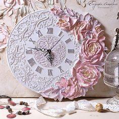 Евгения Ермилова. Материал - итальянская декоративная штукатурка.