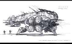 The Matrix: 70 Original Concept Art Gallery - Daily Art, Movie Art Art And Illustration, Aliens, Cyberpunk, Concept Art Gallery, Spaceship Art, Concept Ships, Fiction, Tecno, Graphic