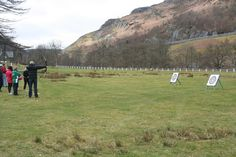 Archery at Elan Valley Lodge