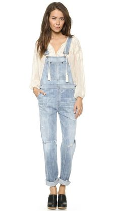 a8b4c5da7240 Citizens of Humanity The Quincey Overalls Jeans Jumpsuit